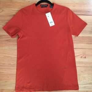 French connection men cotton tee size small
